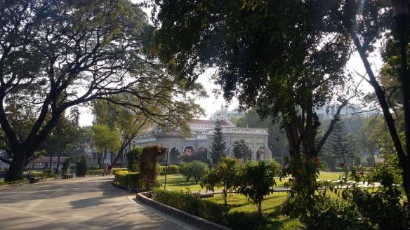 Aga Khan Palace  Entrance