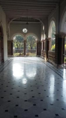 Corridors at Aga Khan