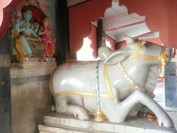 Ramdara Temple Nandi