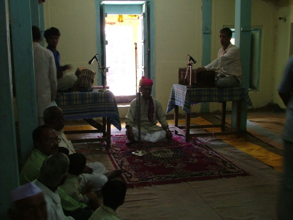 Kirtan on the occassion of Datta Jayanti