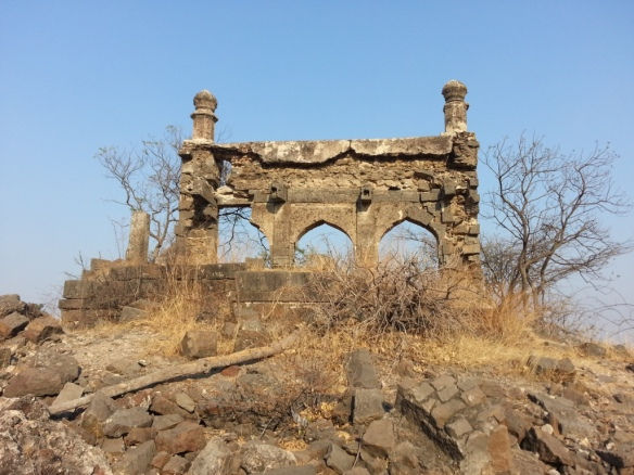 Remains of Eidgah