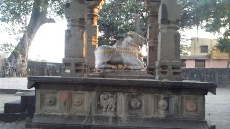 Nandi at Kashi Vishweshwar