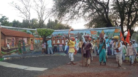 Wari celebration