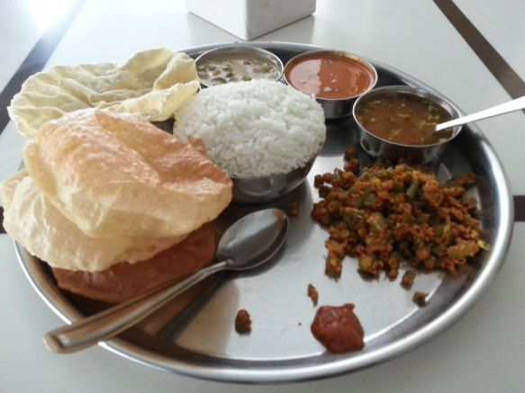 thali-at-sambar