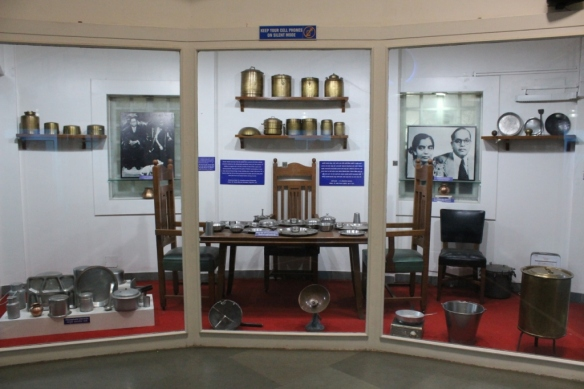 Belongings of Dr.Ambedkar.JPG