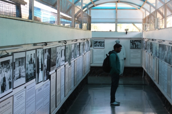 display of important events in Dr.Ambedkar's life.JPG