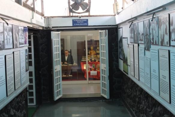 Dr.Babasaheb Ambedkar Museum